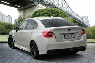 2018 Subaru WRX V1 MY19 Premium Lineartronic AWD White Crystal 8 Speed Constant Variable Sedan.