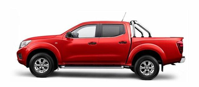 New Nissan Navara D23 S3 Silverline, 2018 Nissan Navara D23 S3 Silverline Burning Red 7 Speed Sports Automatic Utility
