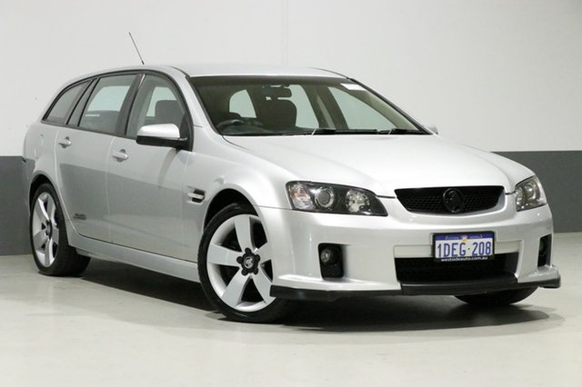Used Holden Commodore VE MY09 SS-V, 2008 Holden Commodore VE MY09 SS-V Silver 6 Speed Automatic Sportswagon
