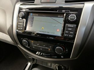 2018 Nissan Navara D23 S3 ST Slate Grey 7 Speed Sports Automatic Utility.