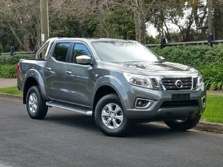 2018 Nissan Navara D23 S3 ST Slate Grey 7 Speed Sports Automatic Utility.