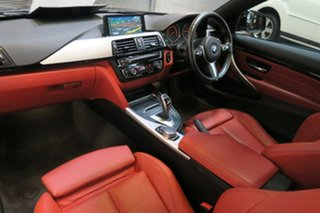 2016 BMW 428i F32 M Sport Black 8 Speed Sports Automatic Coupe.
