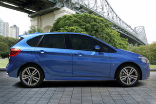 2015 BMW 220i F22 Luxury Line Blue 8 Speed Sports Automatic Coupe.