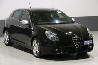 2013 Alfa Romeo Giulietta Quad Verde Black 6 Speed Manual Hatchback