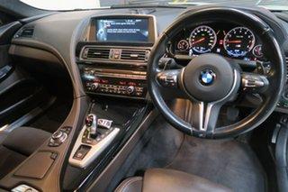 2013 BMW M6 F06M Gran Coupe M-DCT White 7 Speed Sports Automatic Dual Clutch Sedan.