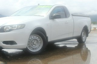 2010 Ford Falcon FG Ute Super Cab White 5 Speed Automatic Utility