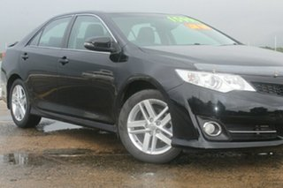 2013 Toyota Camry ASV50R Atara R Black 6 Speed Sports Automatic Sedan.