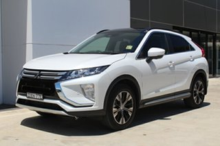 2018 Mitsubishi Eclipse Cross YA MY18 Exceed AWD Starlight 8 Speed Constant Variable Wagon