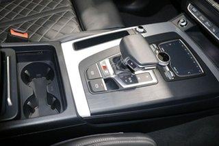 2017 Audi SQ5 FY MY18 3.0 TFSI Quattro White 8 Speed Automatic Tiptronic Wagon