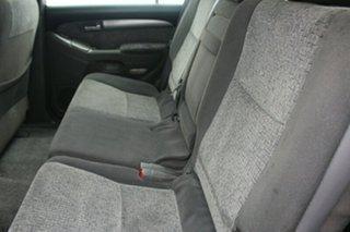 2006 Toyota Landcruiser Prado GRJ120R GXL Silver 5 Speed Automatic Wagon