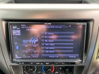 2015 Nissan Patrol Y61 GU 9 ST Titanium White 4 Speed Automatic Wagon