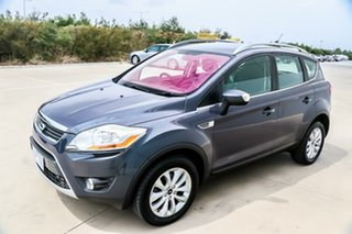 2012 Ford Kuga TE Trend AWD Midnight Sky 5 Speed Sports Automatic Wagon.