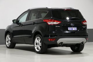 2013 Ford Kuga TF Titanium (AWD) Black 6 Speed Automatic Wagon
