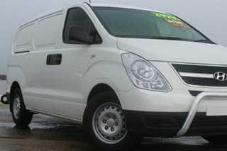 2011 Hyundai iLOAD TQ-V White 5 Speed Sports Automatic Van.