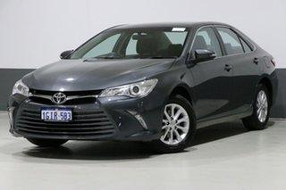 2017 Toyota Camry ASV50R MY16 Altise Grey 6 Speed Automatic Sedan.