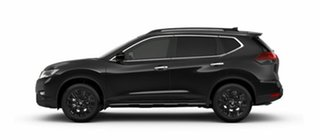 2018 Nissan X-Trail T32 Series II ST-L X-tronic 2WD N-SPORT Diamond Black 7 Speed Constant Variable