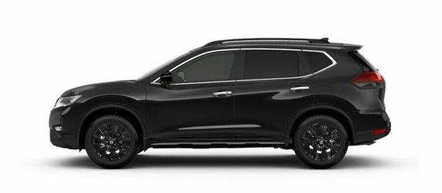 New Nissan X-Trail T32 Series II ST-L X-tronic 2WD N-SPORT, 2018 Nissan X-Trail T32 Series II ST-L X-tronic 2WD N-SPORT Diamond Black 7 Speed Constant Variable