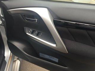 2018 Mitsubishi Pajero Sport MY18 GLX (4x4) 5 Seat Sterling Silver 8 Speed Automatic Wagon