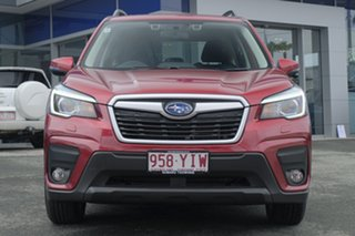 2018 Subaru Forester S5 MY19 2.5i-L CVT AWD Crimson Red 7 Speed Constant Variable Wagon