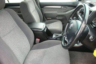 2006 Toyota Landcruiser Prado GRJ120R GXL Silver 5 Speed Automatic Wagon.