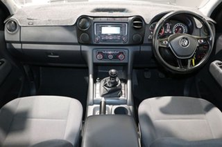 2016 Volkswagen Amarok 2H MY16 TDI400 Core Edition (4x4) Graphite 6 Speed Manual Dual Cab Utility