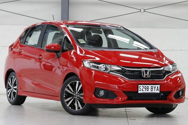 Demo Honda Jazz GF MY19 VTi-S, 2018 Honda Jazz GF MY19 VTi-S Rallye Red 1 Speed Constant Variable Hatchback