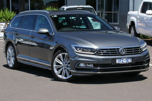 Used Volkswagen Passat 3C (B8) MY16 140TDI DSG Highline, 2016 Volkswagen Passat 3C (B8) MY16 140TDI DSG Highline Grey 6 Speed Sports Automatic Dual Clutch