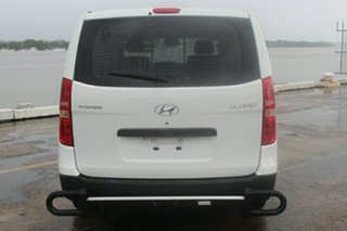 2011 Hyundai iLOAD TQ-V White 5 Speed Sports Automatic Van