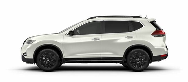 New Nissan X-Trail T32 Series II ST-L X-tronic 2WD N-SPORT, 2018 Nissan X-Trail T32 Series II ST-L X-tronic 2WD N-SPORT Ivory Pearl 7 Speed Constant Variable