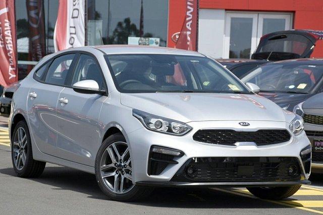 New Kia Cerato BD MY19 Sport+, 2018 Kia Cerato BD MY19 Sport+ Silky Silver 6 Speed Sports Automatic Hatchback