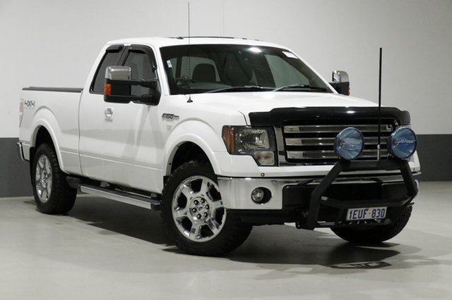 Used Ford F150  , 2013 Ford F150 Lariat Super Cab