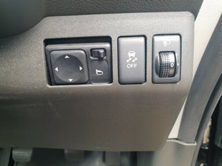 2014 Nissan Navara D40 S8 RX 4x2 Black/Grey 6 Speed Manual Utility