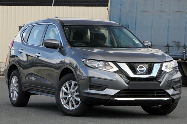 New Nissan X-Trail T32 Series II ST X-tronic 4WD, 2018 Nissan X-Trail T32 Series II ST X-tronic 4WD Gun Metallic 7 Speed Constant Variable Wagon