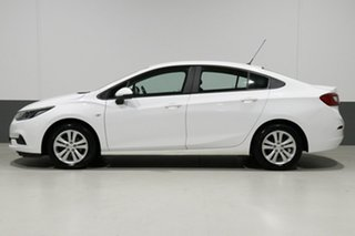 2017 Holden Astra BL MY17 LS Plus White 6 Speed Automatic Sedan