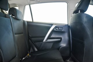2017 Toyota RAV4 ASA44R GX AWD Silver Sky 6 Speed Sports Automatic Wagon
