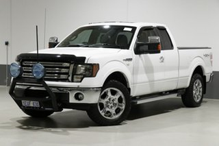 2013 Ford F150 Lariat Super Cab.