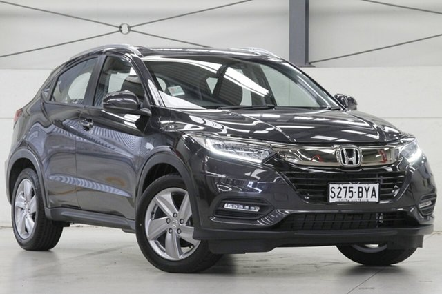 Demo Honda HR-V MY18 VTi-S, 2018 Honda HR-V MY18 VTi-S Ruse Black 1 Speed Constant Variable Hatchback