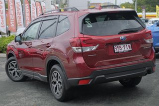 2018 Subaru Forester S5 MY19 2.5i-L CVT AWD Crimson Red 7 Speed Constant Variable Wagon.