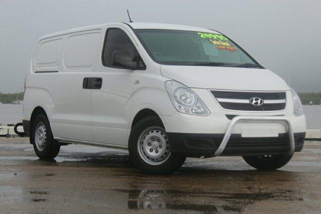 Used Hyundai iLOAD TQ-V , 2011 Hyundai iLOAD TQ-V White 5 Speed Sports Automatic Van