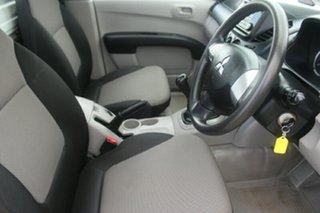 2015 Mitsubishi Triton MN MY15 GLX 4x2 White 5 Speed Manual Cab Chassis