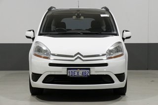 2009 Citroen C4 SX White 4 Speed Automatic Hatchback.
