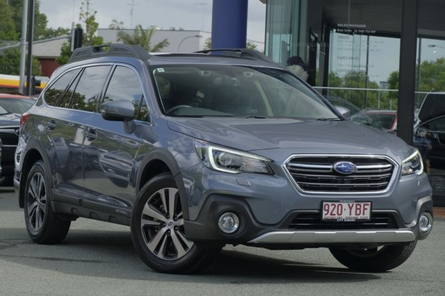 Used Subaru Outback B6A MY18 2.5i CVT AWD Premium, 2018 Subaru Outback B6A MY18 2.5i CVT AWD Premium Grey 7 Speed Constant Variable Wagon
