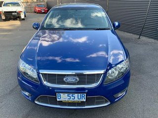 2010 Ford Falcon FG G6 50th Anniversary Blue 6 Speed Sports Automatic Sedan.