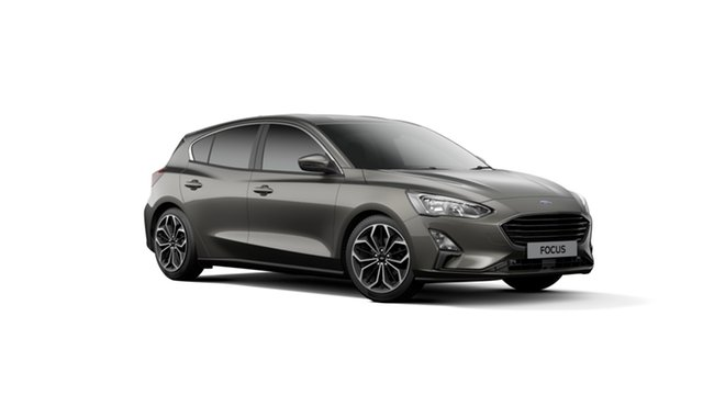 New Ford Focus SA 2019.25MY Titanium, 2019 Ford Focus SA 2019.25MY Titanium Magnetic 8 Speed Automatic Hatchback