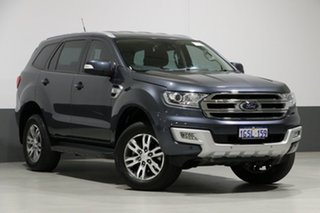 2015 Ford Everest UA Trend Grey 6 Speed Automatic Wagon.