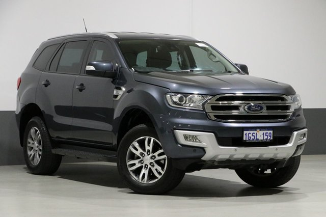 Used Ford Everest UA Trend, 2015 Ford Everest UA Trend Grey 6 Speed Automatic Wagon