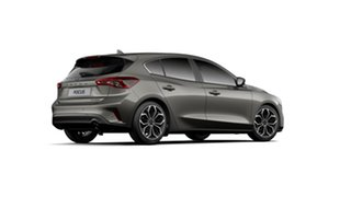 2019 Ford Focus SA 2019.25MY Titanium Magnetic 8 Speed Automatic Hatchback.