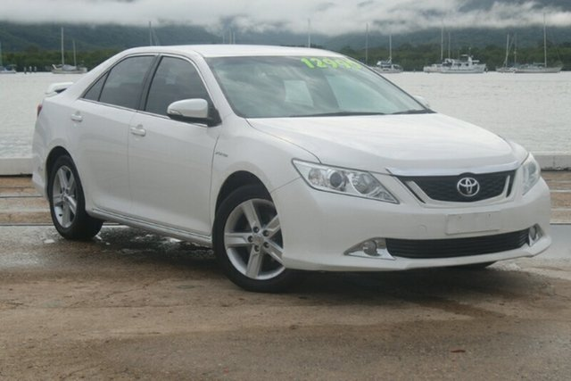Used Toyota Aurion GSV50R Touring, 2012 Toyota Aurion GSV50R Touring White 6 Speed Sports Automatic Sedan
