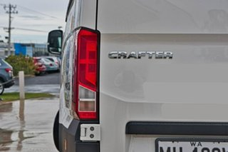2018 Volkswagen Crafter SY1 MY18 35 MWB TDI410 Candy White 8 Speed Automatic Van