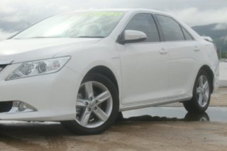 2012 Toyota Aurion GSV50R Touring White 6 Speed Sports Automatic Sedan